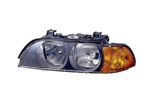 bmw 5 series headlight assembly - 4