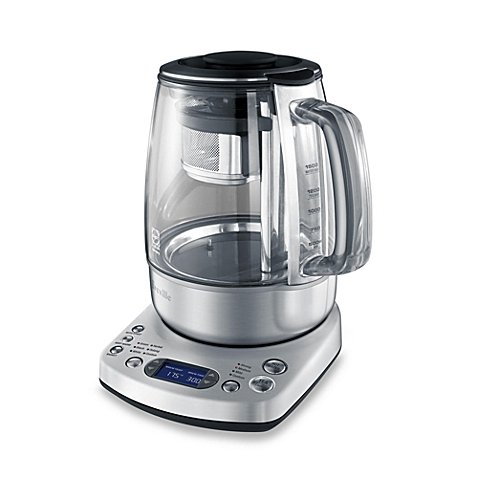Convinient One-Touch 51-Ounce Breville Electric Tea Kettle