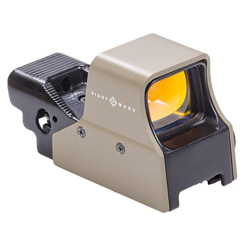 Sightmark Ultra Shot M-Spec - Flat Dark (Red Dot Flat)
