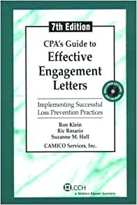 CPAs Guide To Effective Engagement Letters Seventh