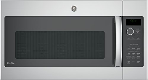 GE Profile PVM9215SKSS 30' Over-the-Range Microwave Oven in Stainless Steel