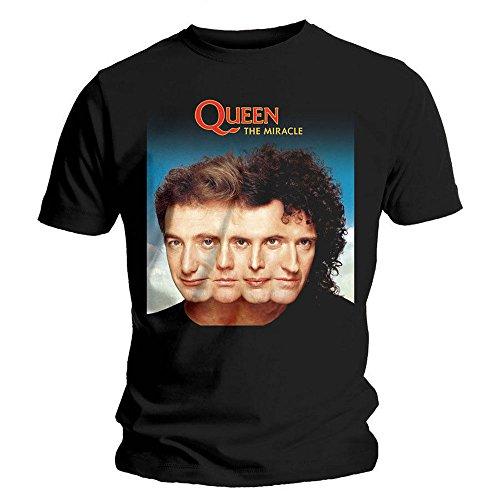 Queen - The Miracle - Offizielles Herren T-Shirt