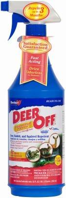Havahart Deer Off II DO32RTU Deer, Rabbit, and Squirrel Repellent, 32 Ounce Ready-to-Use Spray ()