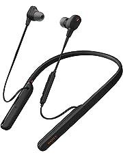 Sony WI-1000XM2 Wireless Noise Cancelling In-ear Headphones - Black