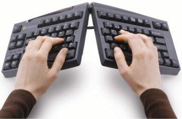 KeyOvation Ergonomic USB