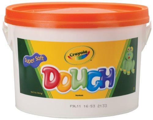 Crayola Dough 3 lb Bucket Orange