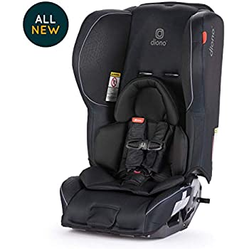 Diono Rainier 2AX Convertible Car Seat For Children From Birth To 65 Pounds Black