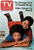TV Guide December 6-12, 1980 (Todd Bridges and Gary Coleman of Diff'rent Strokes; The Strange Case of Geraldo Rivera; Video Games Go Boom!, Volume 28, No. 49, Issue #1445)