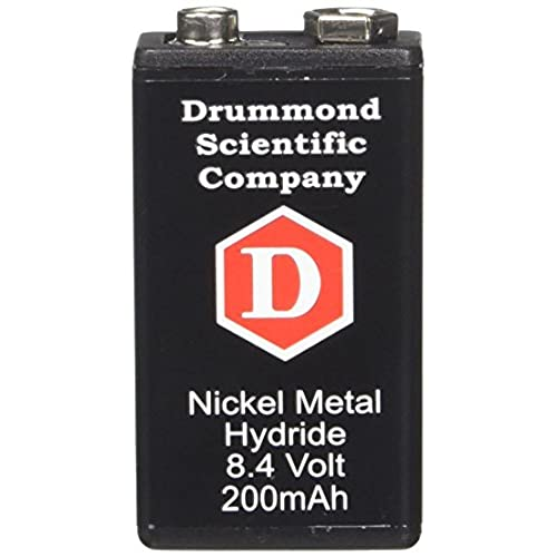Drummond Scientific 4-000-035 Ni-MH Rechargeable Battery for
