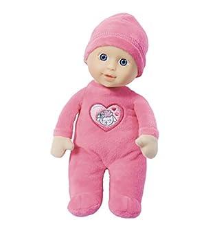 Amazon.es: Zapf - Newborn, 22 cm Muñeco, Color Rosa (700501): Juguetes y juegos