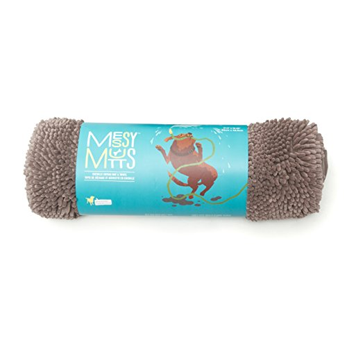 Messy Mutts Microfibre Drying Mat & Towel