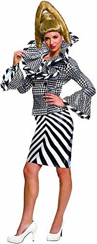(Rubie's Men's Zoolander 2 Alexanya Costume, As As Shown)