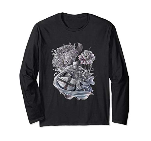 Lionheart Crusader Long Sleeve T-Shirt ()