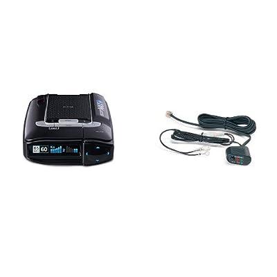 Escort Max 360 Radar Detector (Black) & ESCORT Direct Wire SMARTCORD (Red)