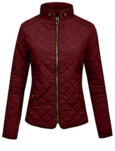 Quilted Zip Jacket - 4