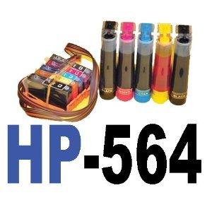 Amazon.com: BCH sistema de suministro de tinta continua CISS ...