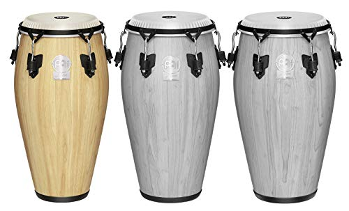 Meinl Percussion Conga with Hardwood Shell, Artist Series Luis Conte - NOT MADE IN CHINA - Natural Finish, 11