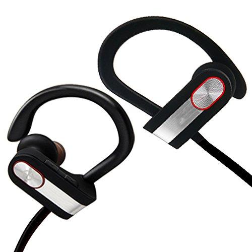 Wireless Bluetooth Earphones Noise Canceling With Mic Waterp
