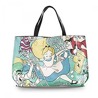 Loungefly Alice & Queen of Hearts Tote -
