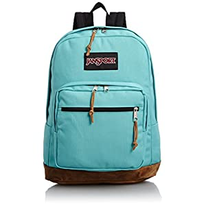 JanSport Right Pack Backpack - Bayside Blue / 18H x 13W x 8.5D