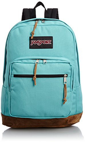 JanSport Right Pack Backpack - Bayside Blue / 18H x 13W x 8.5D by JanSport