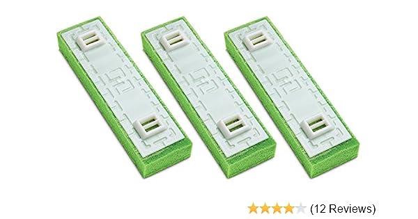 Pack of 3 Libman 3105 Scrubster Mop Refill