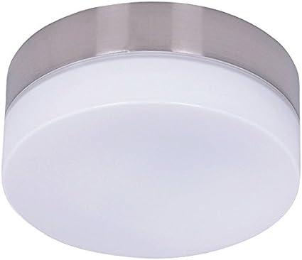 Beleuchtung Clipper f/ür Deckenventilator von Lucci air inkl LED-Leuchtmittel GX53 11 W ORB Energieklasse A