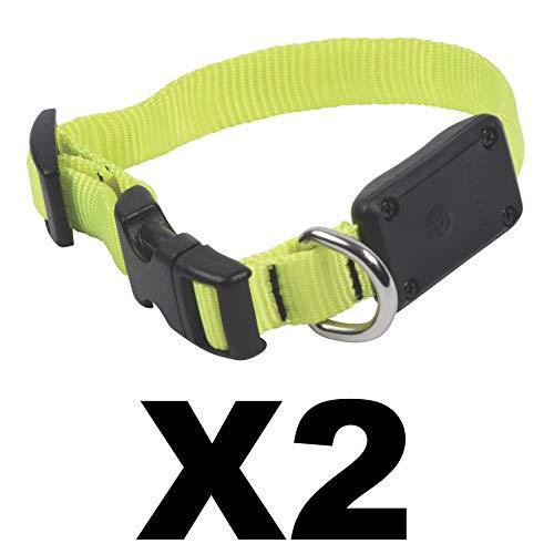 Nite Ize NiteDawg LED Light-Up Dog Collar X-Small 8