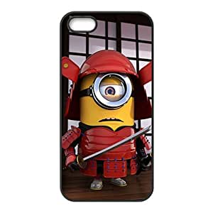 Red armour Minions Cell Phone Case for iPhone 5S