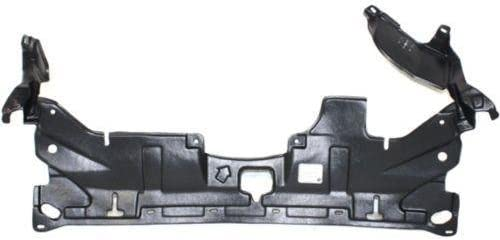 OE Replacement Honda Accord Lower Engine Cover Partslink Number HO1228117