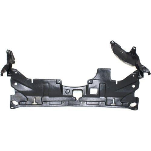 OE Replacement Honda Accord Lower Engine Cover (Partslink Number HO1228117)