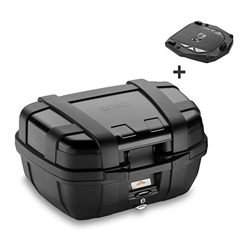 Top Case Suzuki Burgman 400 Trekker Black Line Givi Monokey TRK52B noir