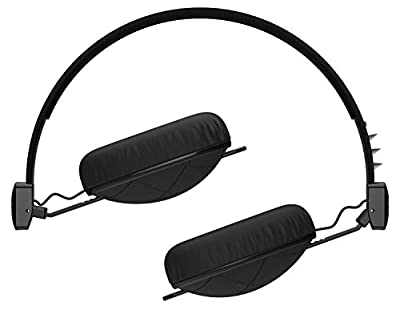 Skullcandy Women's Knockout On-the-Ear Headphone with Mic
