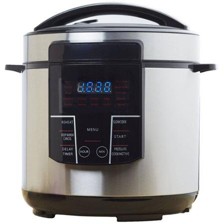 Brentwood 6-Quart Electric Pressure Cooker