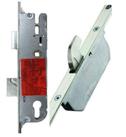 GU cerraduras multipunto - 2 ganchos, cierre y cerrojo, 35 mm