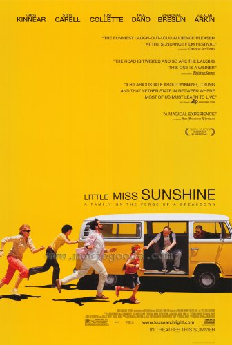 Little Miss Sunshine 2006 27x40 MOVIE POSTER