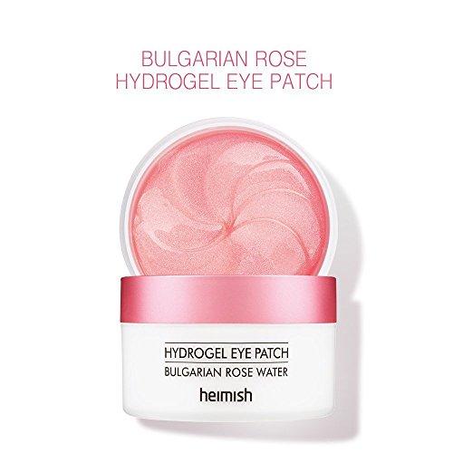 Heimish Bulgarian Rose Hydrogel Eye Patch 1 4g X 72 Patch