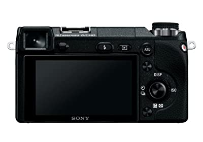 Sony NEX-6 16.1 MP Compact Interchangeable Lens Digital Camera with 3-Inch LED from Sony