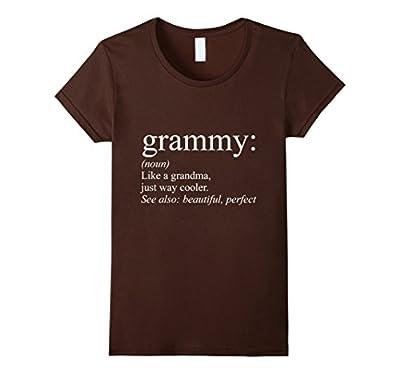 Grammy Tshirt Funny Grandma Tshirt Grandma