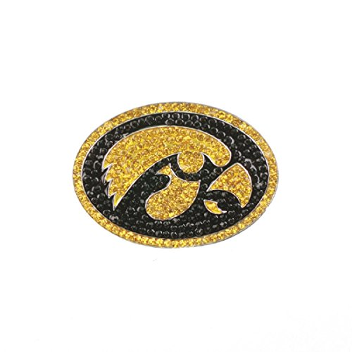 Iowa Hawkeyes Crystal Logo (Herky Costume)