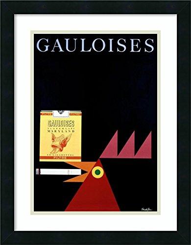 framed-art-print-gauloises-by-donald-brun