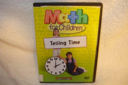 Telling Time (Schlessinger Math for Children Series)