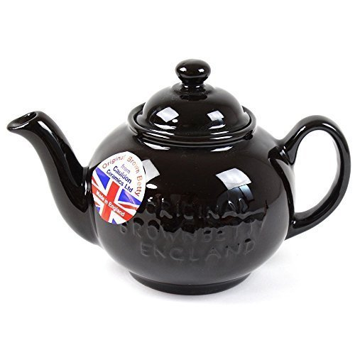 BROWN BETTY Brown Betty teapot 2 cups New model logo by BROWN BETTY ( Brown Betty )