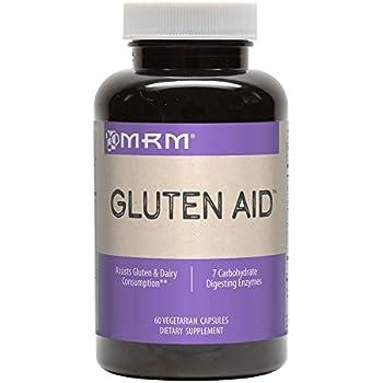 Amazon.com: Gluten Relief Plus – 90 Cápsulas vegetarianas ...