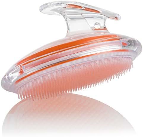 Exfoliating Brush, Body Brush, Ingrown Hair and Razor Bump Treatment - Eliminate Shaving Irritation for Face, Armpit, Legs, Neck, Bikini Line - Silky Smooth Skin Solution for Men and Women by Dylonic