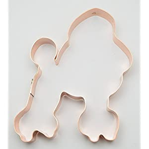 Standard Poodle Cookie Cutter 4