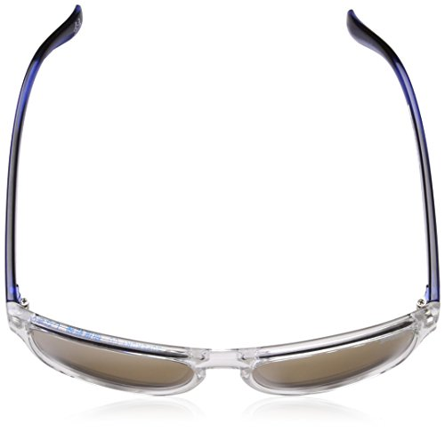 Hombre 50 Osaka6 para Crystal Clear Gloss Sol Blue Multicolor de Mirror Crystal Gafas Superdry xXOqZO