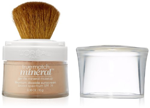 L Oreal Paris True Match Mineral Foundation, Nude …