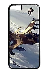 Air Combat Manoeuvrg Custom iphone 4s Case Cover Polycarbonate black
