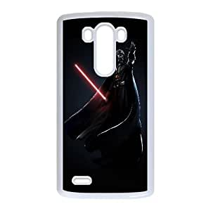 Darth Vader Movie LG G3 Cell Phone Case White Customize Toy zhm004-3851982